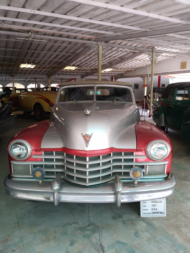 Into the world of vintage cars- Auto world vintage car museum